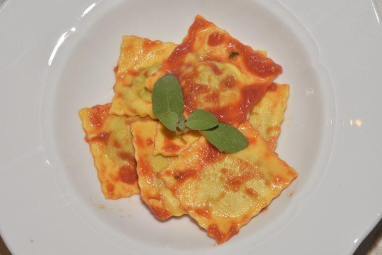 Primi Piatti Ristorante Villa Nappi Polverigi